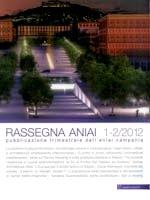 Rassegna aniai 1/2 – 2012