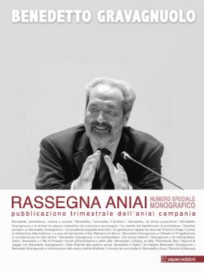 Rassegna Aniai 1 – 2013 – Benedetto Gravagnuolo