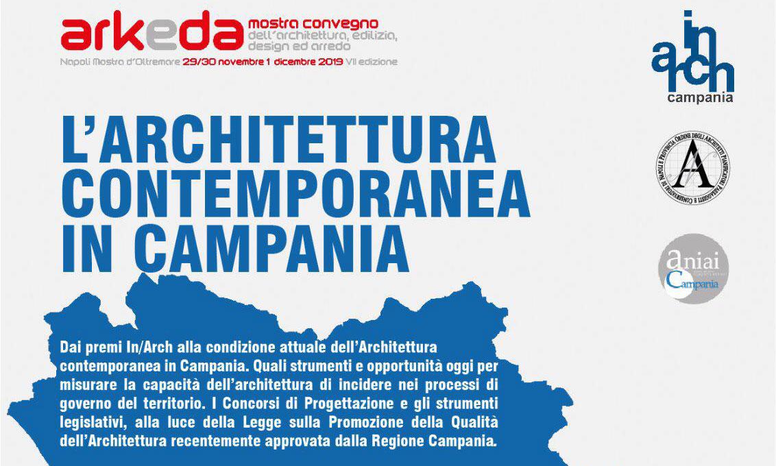 La qualità dell'architettura contemporanea in Campania