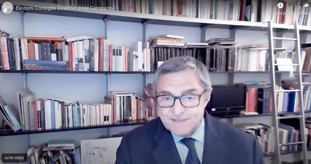 Elezioni Consiglio Direttivo – Il discorso del Presidente Castagnaro