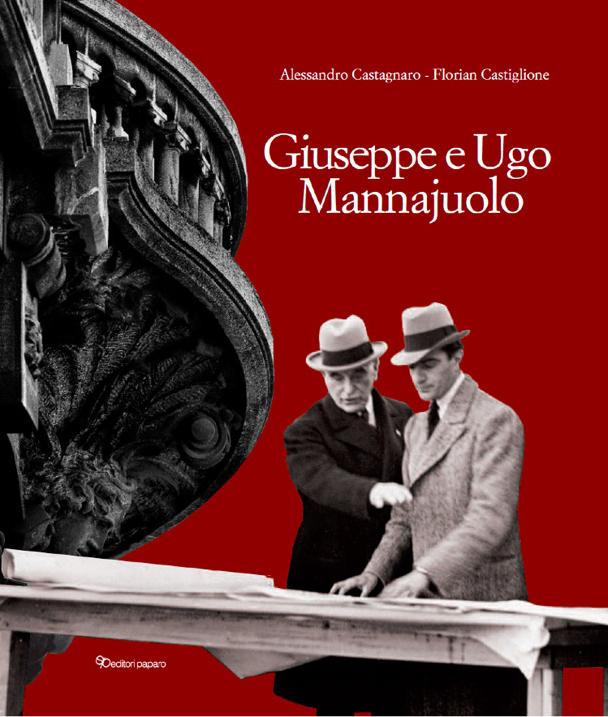 """Presentazione Volume """"Giuseppe e Ugo Mannajuolo"""" – venerdì 7 maggio ore 17:00"""